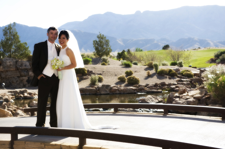 Sandia Resort Wedding Photography