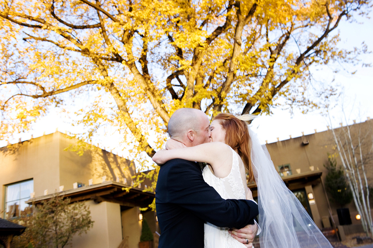 la posada de santa fe wedding photography